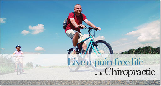 Healthy Living with Regular Chiropractic Visits