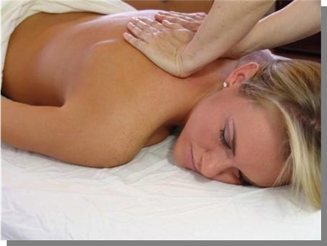 Deep Tissue Massage in St. Paul MN