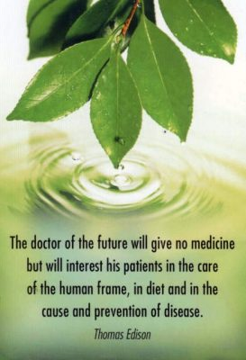 Natural Medicine | Stay Active, Stay Healthy!