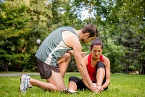 Sport Injury Chiropractic Treatment