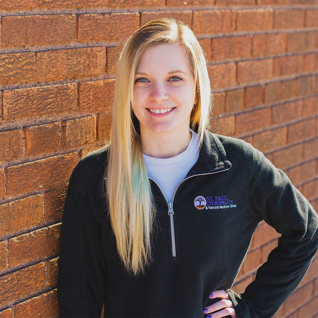 Brittany May - Front Desk Administration