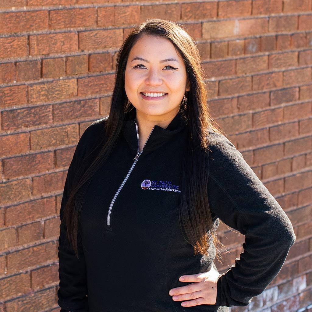 Olivia Vang - Certified Massage Therapist